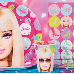 Barbie Hey Doll Invitations