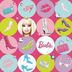 Barbie All Doll'd Up Napkins