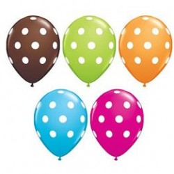 Polka Dot Special Balloons