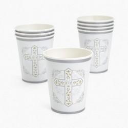 Religious Cross Cups