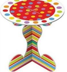 Cupcake Stands 1 Tier Rainbow