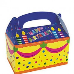 Happy Birthday Treat Box