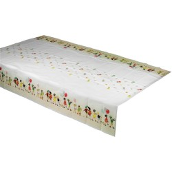 Belle and Boo Table Cover