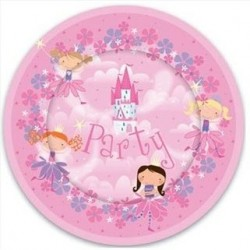 Fairy Friend Plates