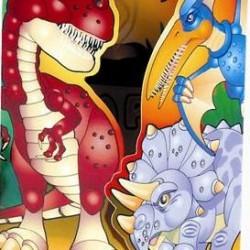 Dinosaur Invitations & Envelopes