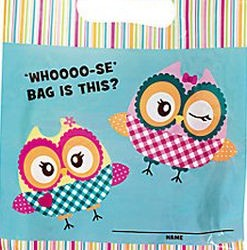 You're A Hoot Owl Loot Bags