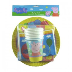 Party Pack Peppa Pig