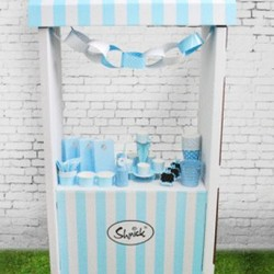Lemonade/Candy Buffet Blue Stand (Adelaide sales only)