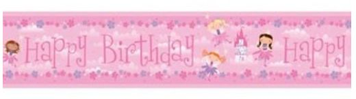 Fairy Friend Banner