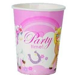 Pretty Pony Cups