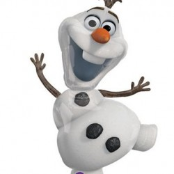 Disney Frozen Olaf Shape Balloon
