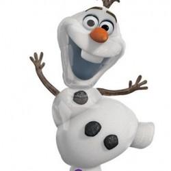 Disney Frozen Olaf Shape Balloon