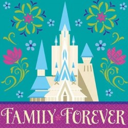 Disney Frozen Family Forever Beverage Napkins
