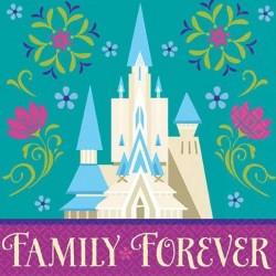 Disney Frozen Family Forever Beverage Napkins