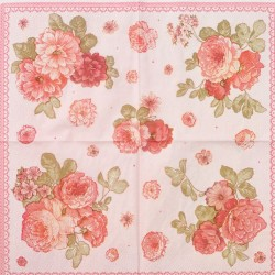 Tea Party Truly Scrumptious Napkins