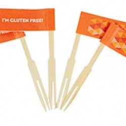 Allergy Riders Gluten Free Food Flags