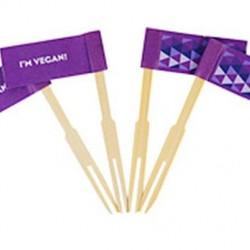 Allergy Riders Vegan Food Flags