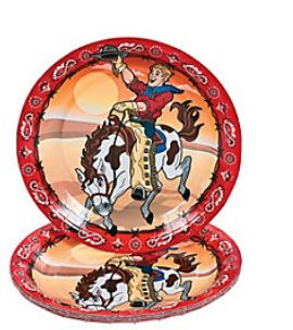 Cowboy Plates