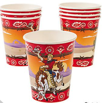 Cowboy Cups