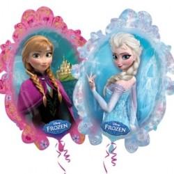 Disney Frozen Elsa & Anna Supershape Balloon
