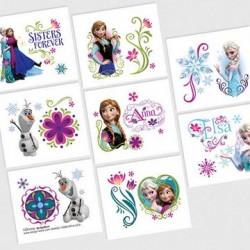 Disney Frozen Tattoos