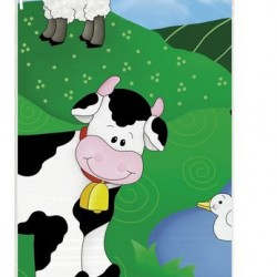 Farm Friends Tablecover