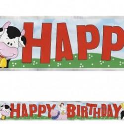Farm Friends Banner