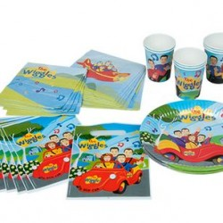 The Wiggles Party Pack