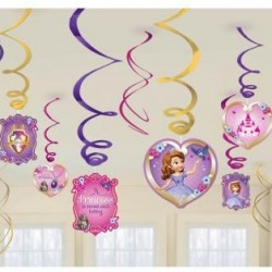 Disney Sofia The First Swirls
