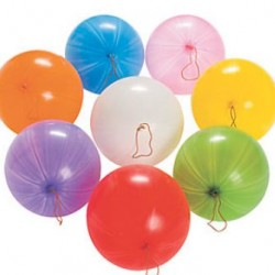 Balloon Punch Ball
