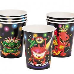 Monster Bash Cups