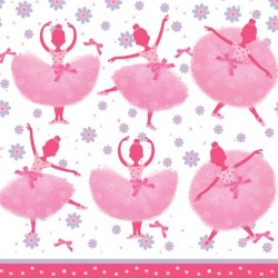 Ballerina Tutu Much Fun Table Cover
