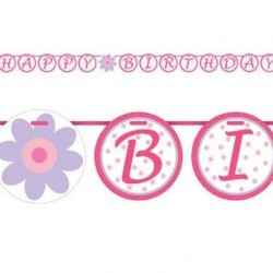 Ballerina Tutu Much Fun Banner