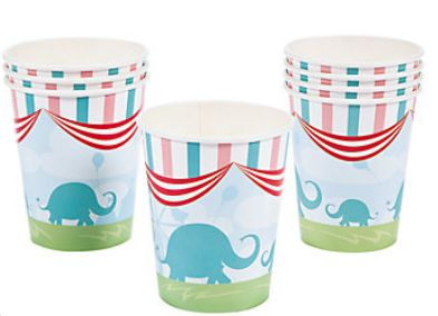 Circus Vintage 1st Cups