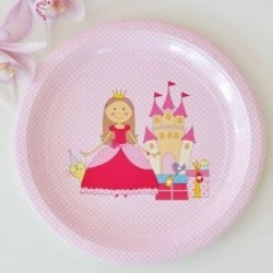 Pretty Princess Plates