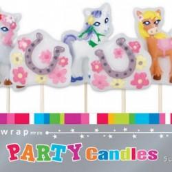 Candles Pony