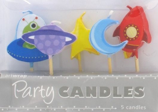 Candles Space