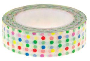 Washi Tape Little Dots Rainbow