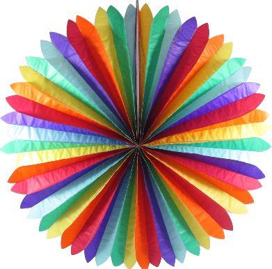 Starburst Rainbow