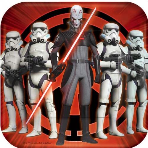 Star Wars Rebels Small Plates