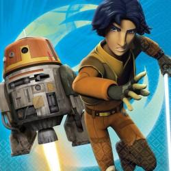 Star Wars Rebels Large Napkins