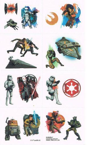 Star Wars Rebels Tattoos