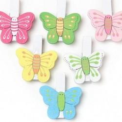 Pegs Butterfly