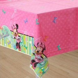 Minnie Mouse Bow-tique Table Cover