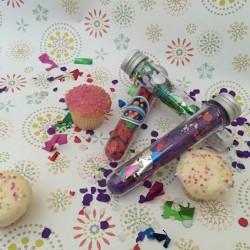 FKP Papier Sparkle Confetti Test Tubes