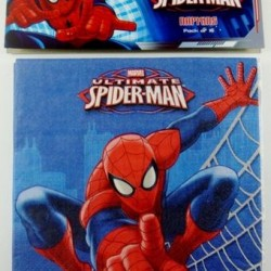 Spiderman Ultimate Napkins