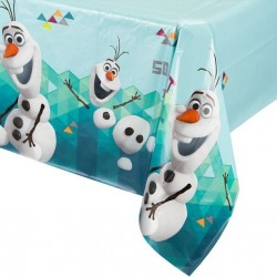Olaf Plastic Table Cover