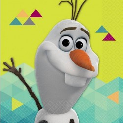 Olaf Small Paper Napkins