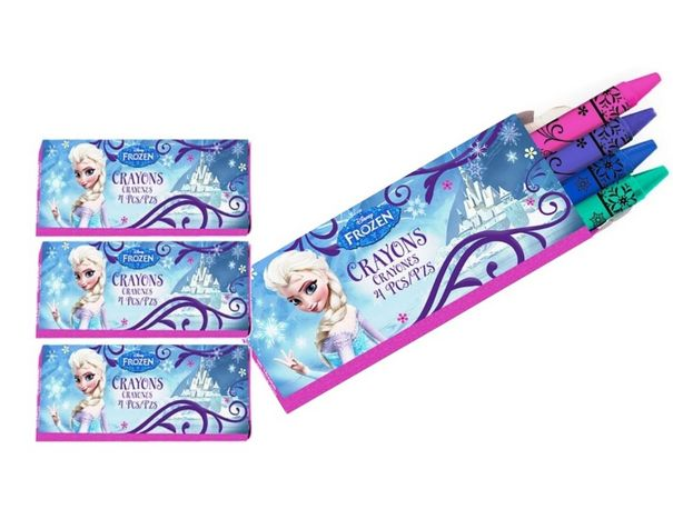 Disney Frozen Mini Crayons