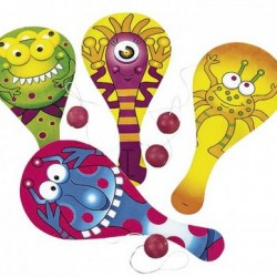 Game Monster Paddleball
